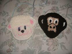 Lamb and Monkey