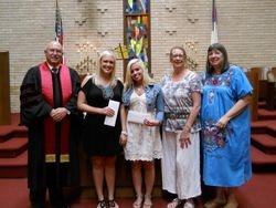 Grace Hodges Scholarship 2011