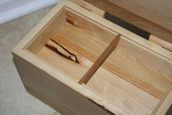 Small Box with Tray