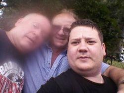 Bob Barratt, Mal Sanders & Ben Roberts