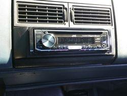 94 Chevy 1500 JVC AM/FM CD w/Bluetooth