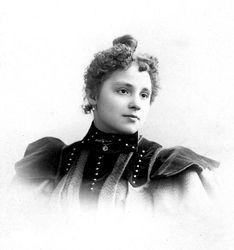 Otelia Durand of St. Louis, MO