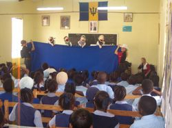 2008 OnWord Mission Trip- Puppet Show