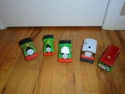 Thomas The Train: Miscellaneous Toddler Trains - $10