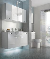 ECO Image Gloss White with Inset Handles