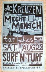 1982-08-28 Surf n' Turf, Milwaukee, WI