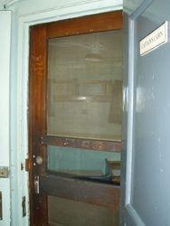 CO's Stateroom Screen Door - Aug 2011