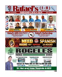 RAFAEL'S / ROGELES FINANCIAL SERVICES / RUMBA609