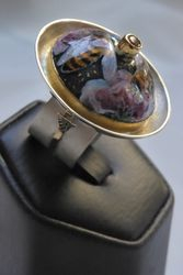 "Honey Bees ""RING"" SOLD"