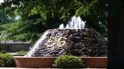 96 Field Stone Fountain