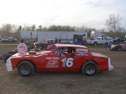 Rick Alwood at the FC Street Stock Special