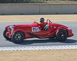 Pre 1940 Sports Racing and Touring cars