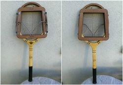 Vintazine teniso rakete Dunlop. Kaina 28