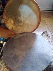Gudinnetrummor/Goddess drums