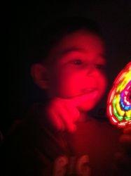 Exploring the 'light fans'