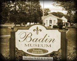Badin Museum