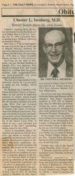 Isenberg, Chester L. 1996
