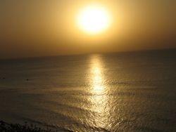 Atardecer Mediterraneo