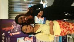 June Sarpong MBE & Sandra Joseph