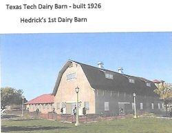 Hendrick Barn at Texas Tech