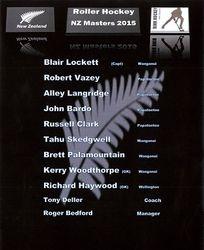 NZ Masters