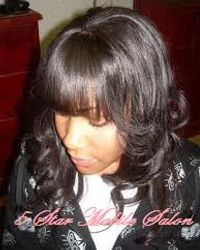 Weaves with Closure & Frontals