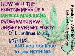 NJ Mess of a Medical Marijuana Progrm
