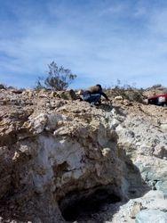 Turquoise mine trip 10
