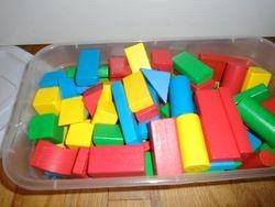 Melissa & Doug Standard Unit Blocks- 100 Count - $13