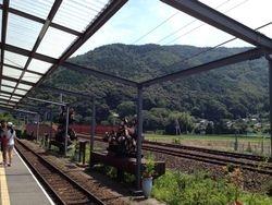 Torokko Kameoka Station