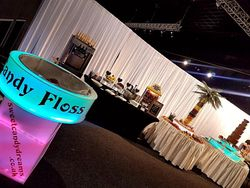 Large event package serving 1000 guests