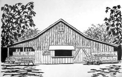 Avila Barn Drawings – 2