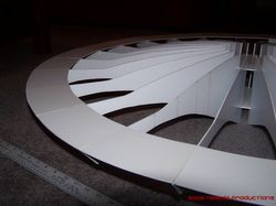 Building the Saucer Section -  pic 37