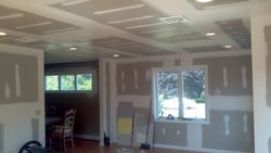 Addition with Recessed Lights