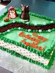 Red Riding Hood Cake