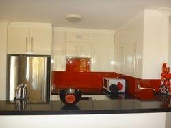 Kitchen Resurface (after).