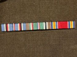 3rd Army Base Uniform: