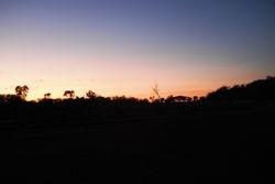 Sunrise at The Pebbles