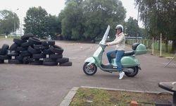 Meitenes un motokursi