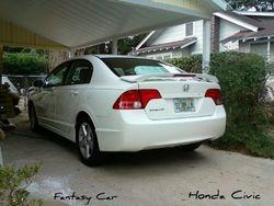 Steve L.--------Honda Civic
