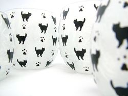 White and Black Mussy Cats