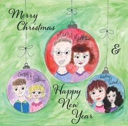 Merry Christmas from the Stevens'