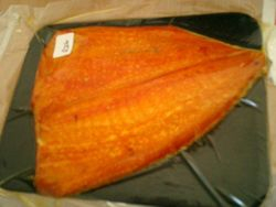 Smoked angelfish