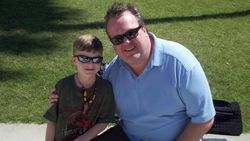 Riley and Eric Stonestreet