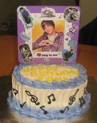 Love of Justin Cake