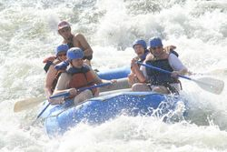 White Water Rafteing
