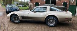 Chevrolet Corvette Crossfire collector edition '82