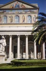 407 St. Pauls outside the walls Rome