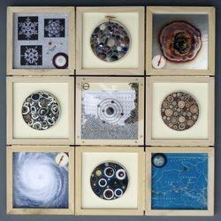 Mind's eye box interior panel