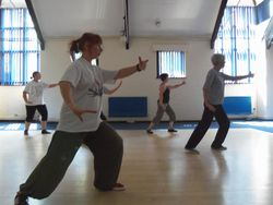 Hawley Tai Chi classes